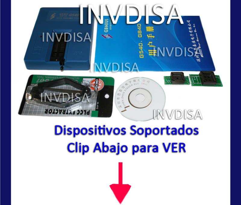 http://www.invdisa.com/ML/BcaractProgramadorG540