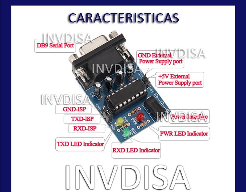 http://www.invdisa.com/ML/BcaractRS232TTL